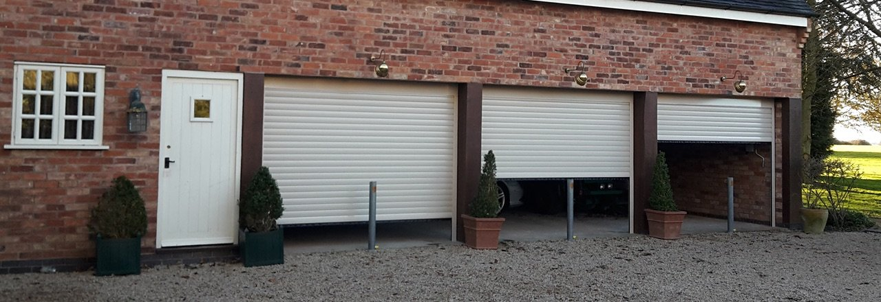 Secure quick and stylish - ProTec Doors ... & ProTec Doors for a residential garage commercial or industrial door