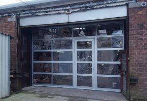 Commercial doors near Stoke