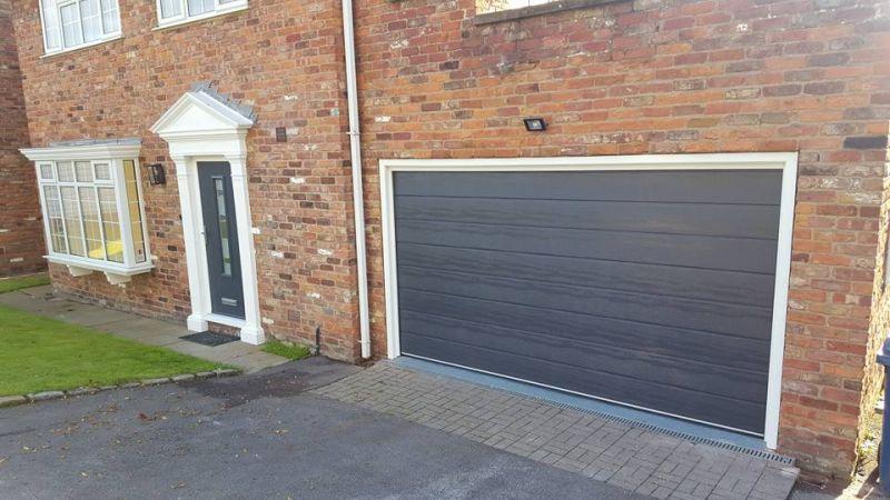 Protec Sectional Garage Doors Stafford Stoke