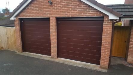 Garage Door Repairs In The Stoke On Trent Area Protec Doors