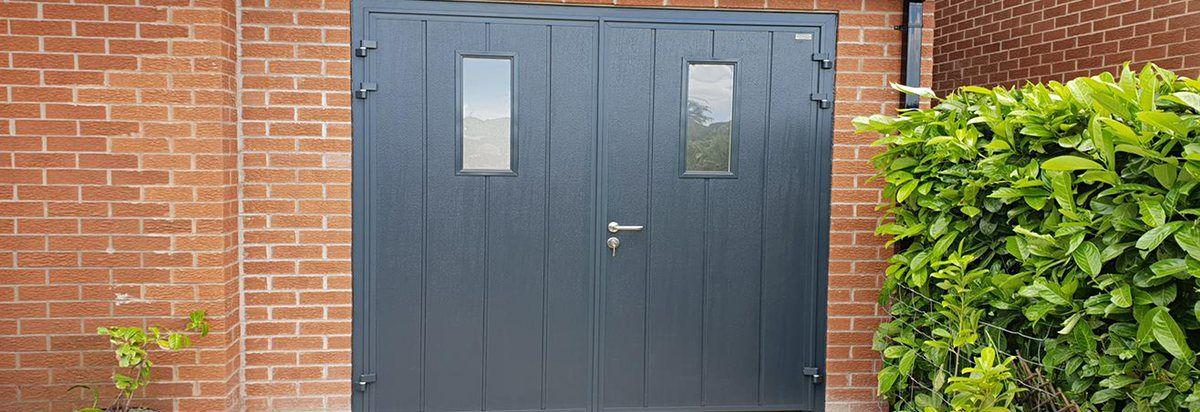 Garage Doors Crewe In Cheshire By Protec Door Supplier