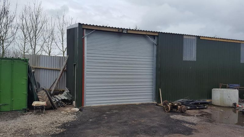 Protec Industrial Amp Commercial Garage Doors In Stoke On Trent