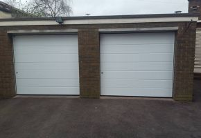 Sectional Garage Doors Congleton