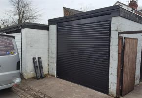 Insulated Garage Roller Door