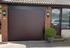 Insulated Roller Door Stafford