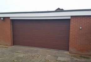 Sectional Residential Garage Doors