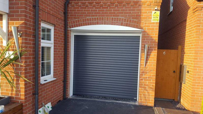 Protec Doors Residential Garage Doors In Stoke On Trent