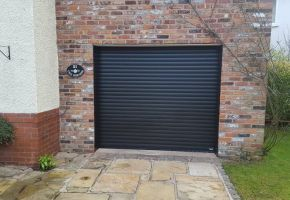 Insulated Roller Garage Door