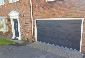 Sectional Garage Doors Stafford