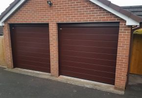 Sectional Garage Doors Crewe
