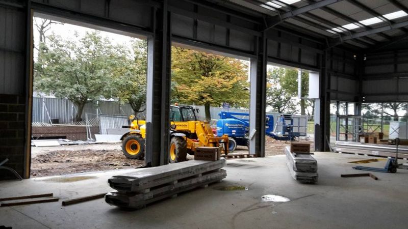 Protec Industrial Amp Commercial Garage Doors In Stoke On Trent