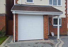 Roller Garage Doors Crewe